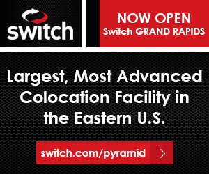 Switch Now Open Grand Rapids Michigan Largest, Most Advanced Colocation Facility in the Eastern U.S.